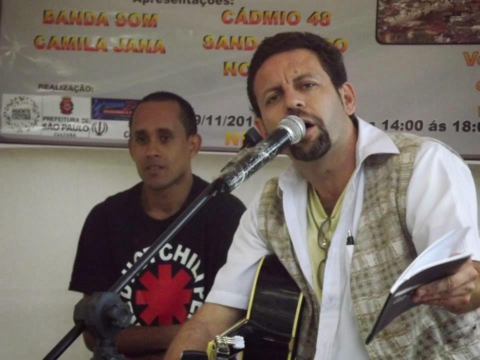 Sarau Na Esquina + Sarau da Cesta em Novembro 2014