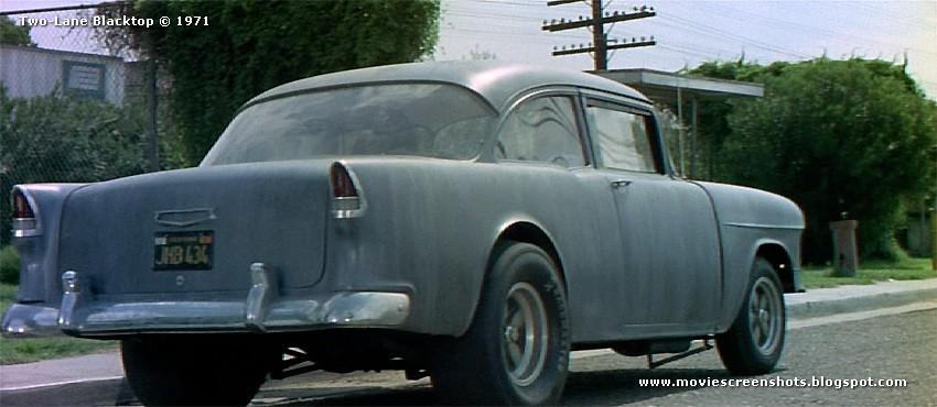 Vagebondu0026#39;s Movie ScreenShots: Two-Lane Blacktop (1971)