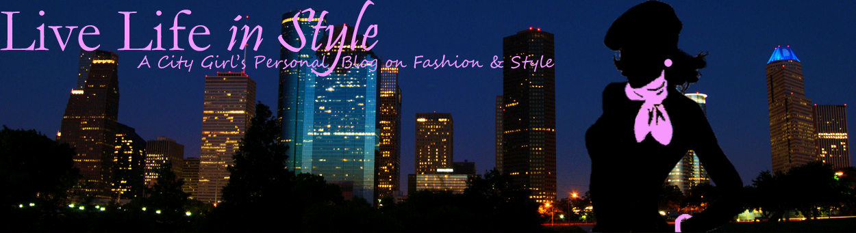 Live Life in Style | Houston Fashion Blogger | Personal Style Blogger