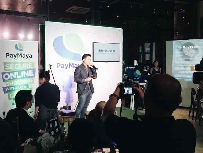 Paymaya: PayMaya: A Reloadable VISA Credit Card