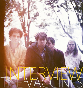 "PonyRyder Interviews ""The Vaccines """