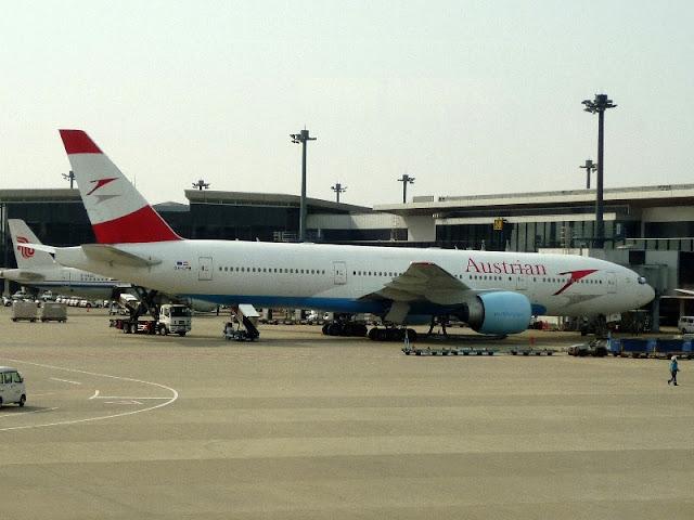 volo tokyo vienna austrian airlines