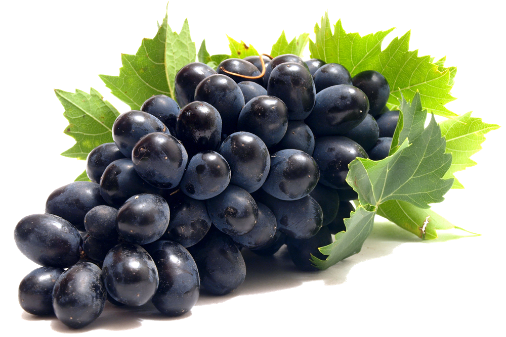 Mahafruit Black Grapes