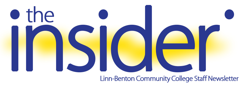 The Insider -Linn-Benton Community College Staff Newsletter