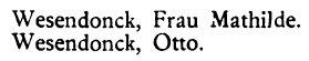 Eintrag im Jahresbericht der Goethe-Gesellschaft von 1886