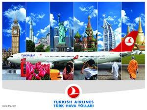 Otkrijte svet uz TURKISH AIRLINES, aviokompaniju br. 1 u Evropi!