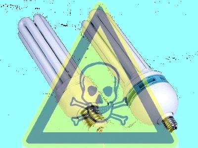 Lampade a risparmio energetico dannose per la salute for Lampadine basso consumo led