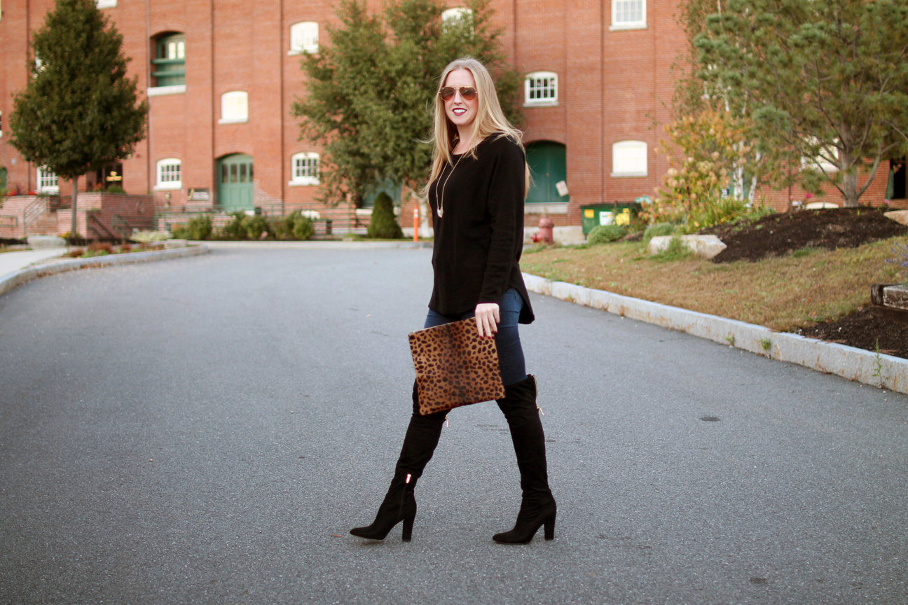 Over-the-knee boots, Boston style, Blogging style, Boston fashion, style blogging, fashion blog, fashion blogging, style blog, boston style blog