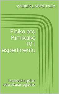 Fisika eta Kimikako 101 esperimentu