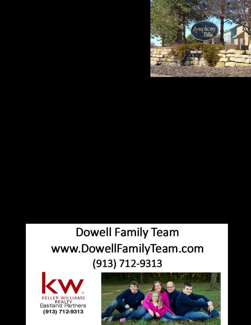 Symphony Hills Subdivision - Olathe KS real estate stats