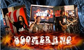 Lirik Dan Kunci Gitar Lagu Boomerang - Milikmu
