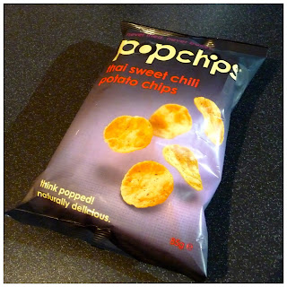 Popchips - Thai Sweet Chilli Flavour