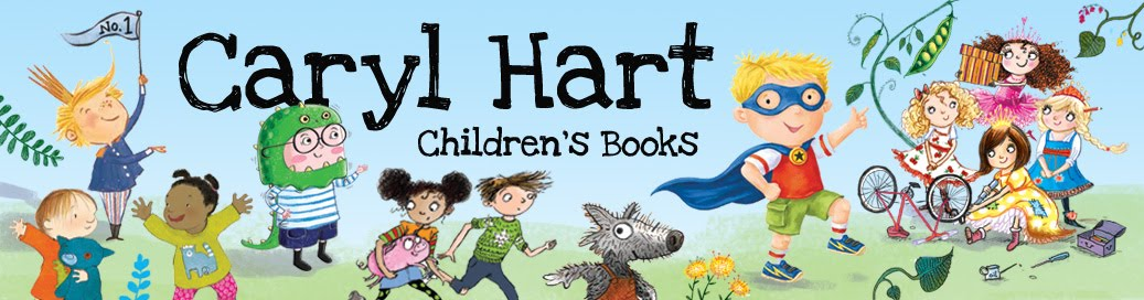 Caryl Hart, Children's Author