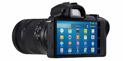 "Kamera ""Mirrorless"" Android"