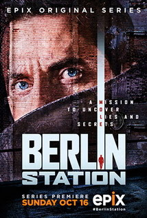 Série Berlin Station – HD Todas as Temporadas Completas