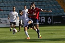 El Real Ávila aventaja en dos puntos a Salmantino y Unionistas