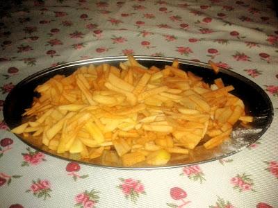Штрудель с яблоками - приготовление