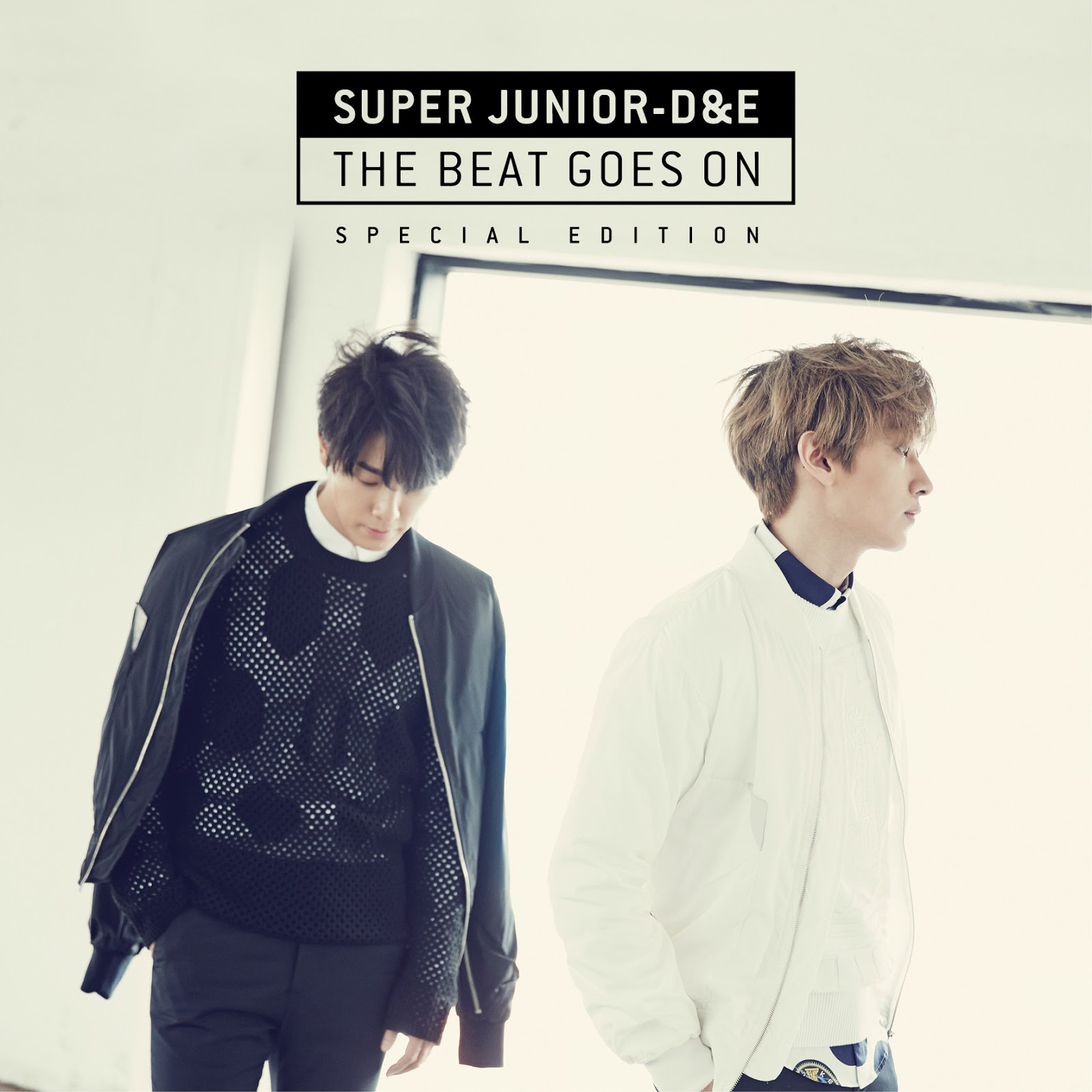 [Album] The Beat Goes On (Special Edition) - SUPER JUNIOR-D&E