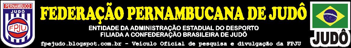 Federação Pernambucana de Judô
