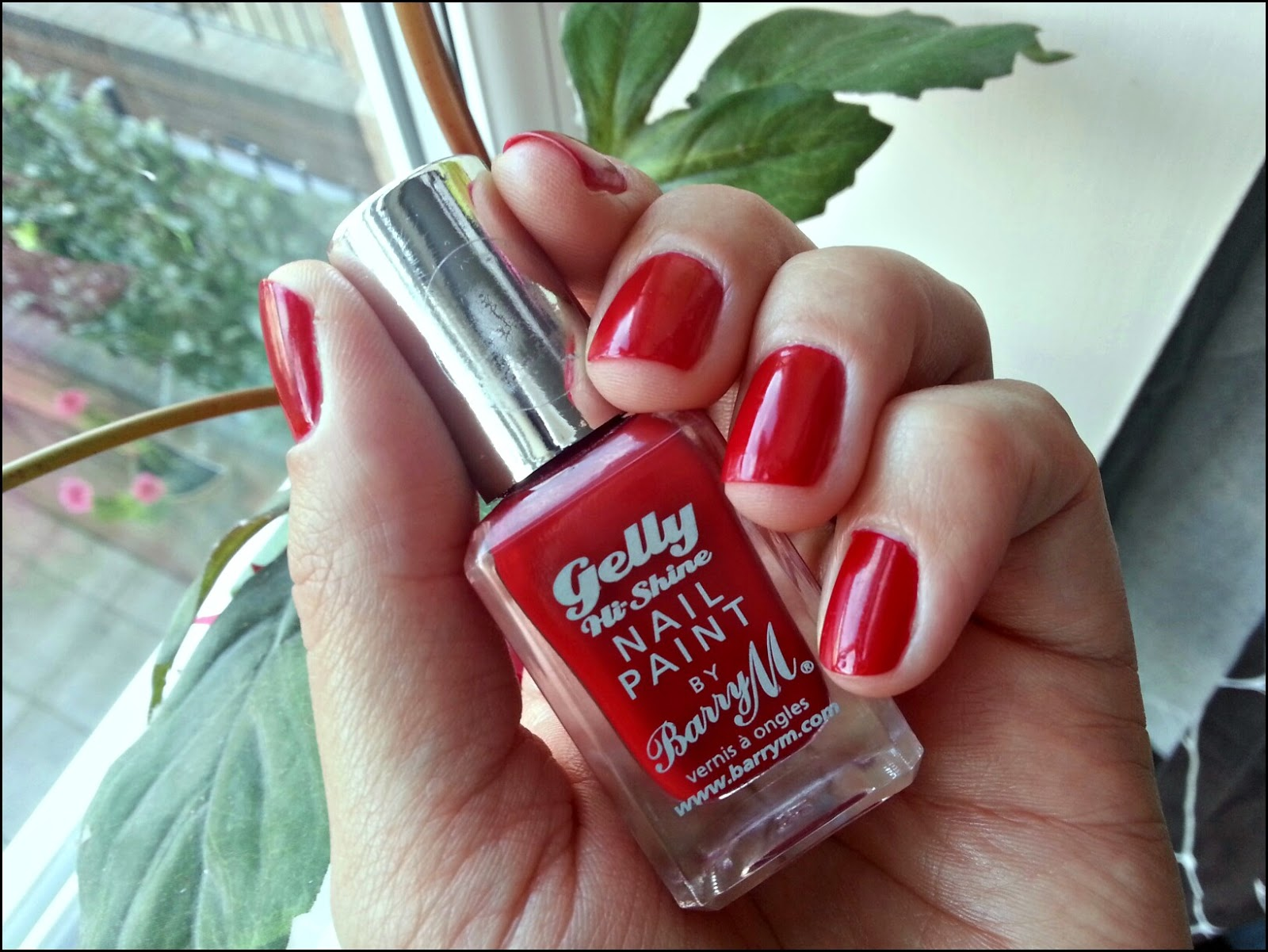BarryM Blood Orange
