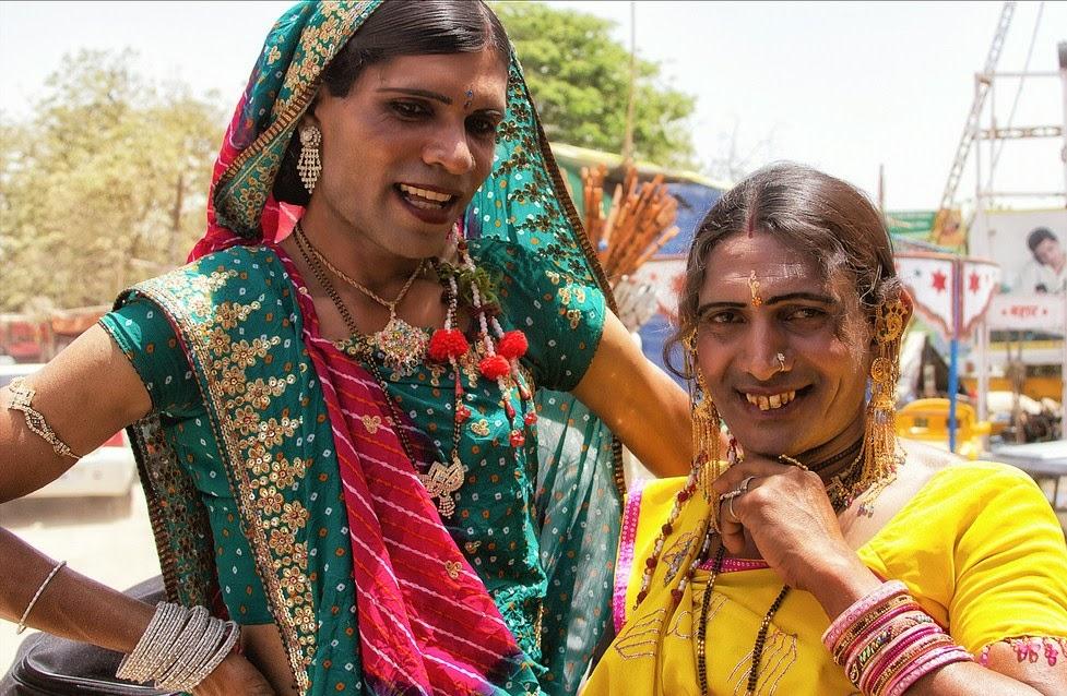 Села лицо фото индийских трансвеститов