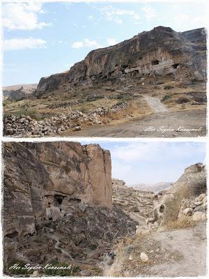Hasankeyf, mağara evler