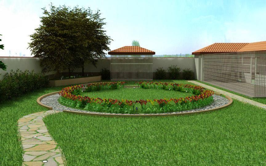 Градина 3D - 5