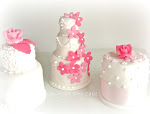 mini cake Matrimonio Roma-mini torte