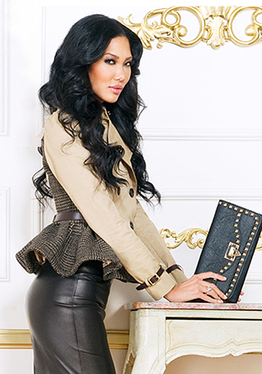 Swag Legend Kimora Lee Simmons Good Hair Bad Hair