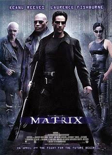 Carátula The Matrix película dvdrip latino