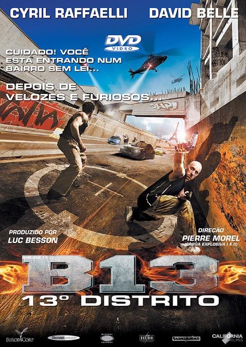 B13: 13º Distrito – Dublado (2004)