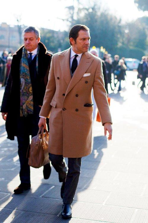 The Shoe AristoCat: Inspirational Winter overcoats