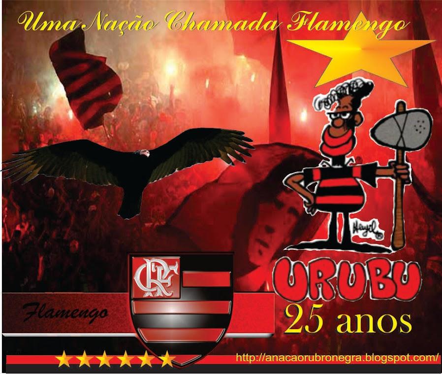 Uma Nação chamada Flamengo ...