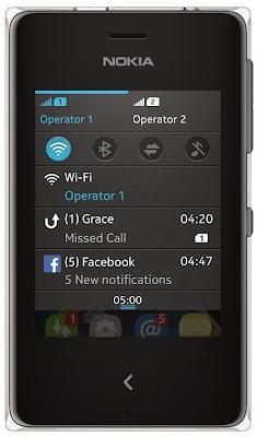 Nokia Asha 500 Dual SIM