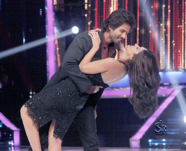 Shahid Kapoor on Jhalak to promote Phata Poster Nikla Hero