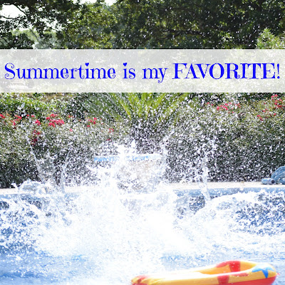 While I'm Waiting...summer favorites