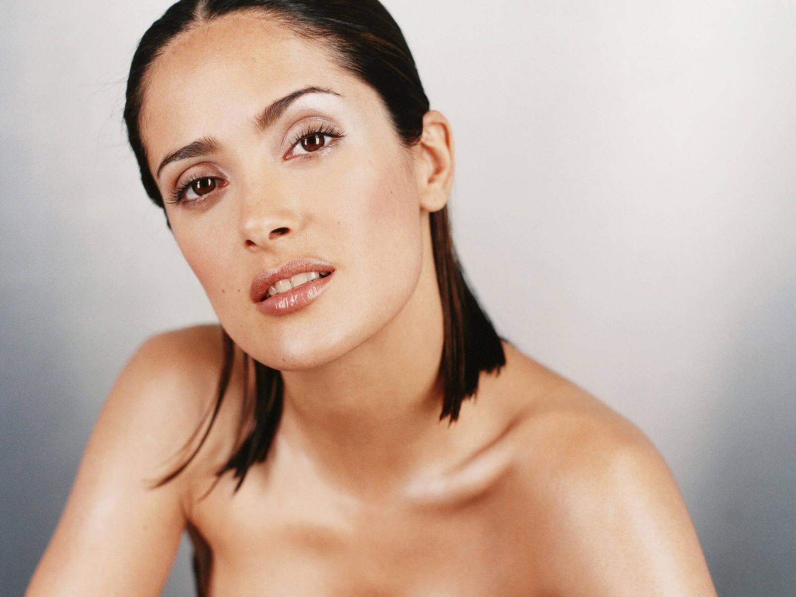 Hot Beautifull Women In Hollywood Actress Salma Hayek