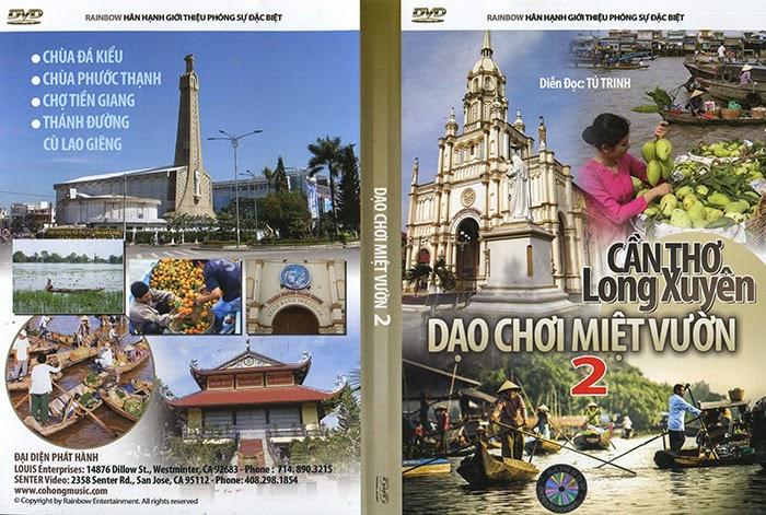 Dạo Chơi Miệt Vườn 2 (DVD và AVI)