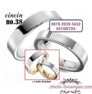 cincin kawin dan tunangan