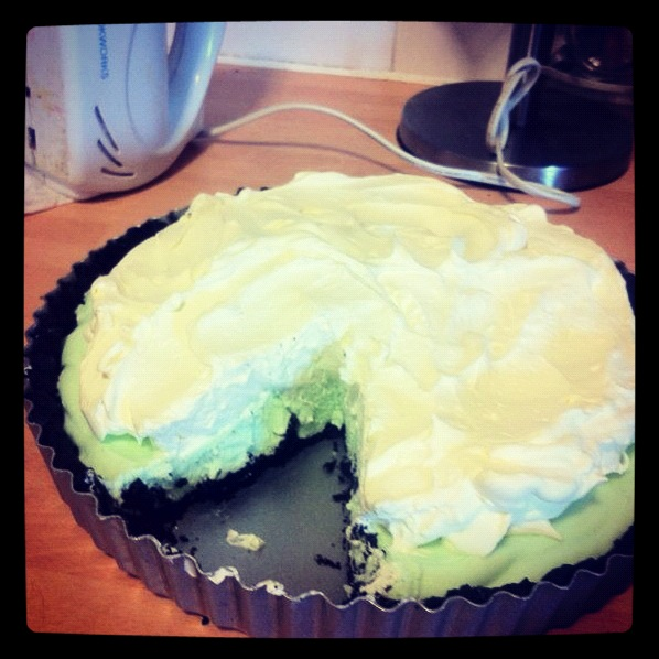 Grasshopper pie nigella - photo#17
