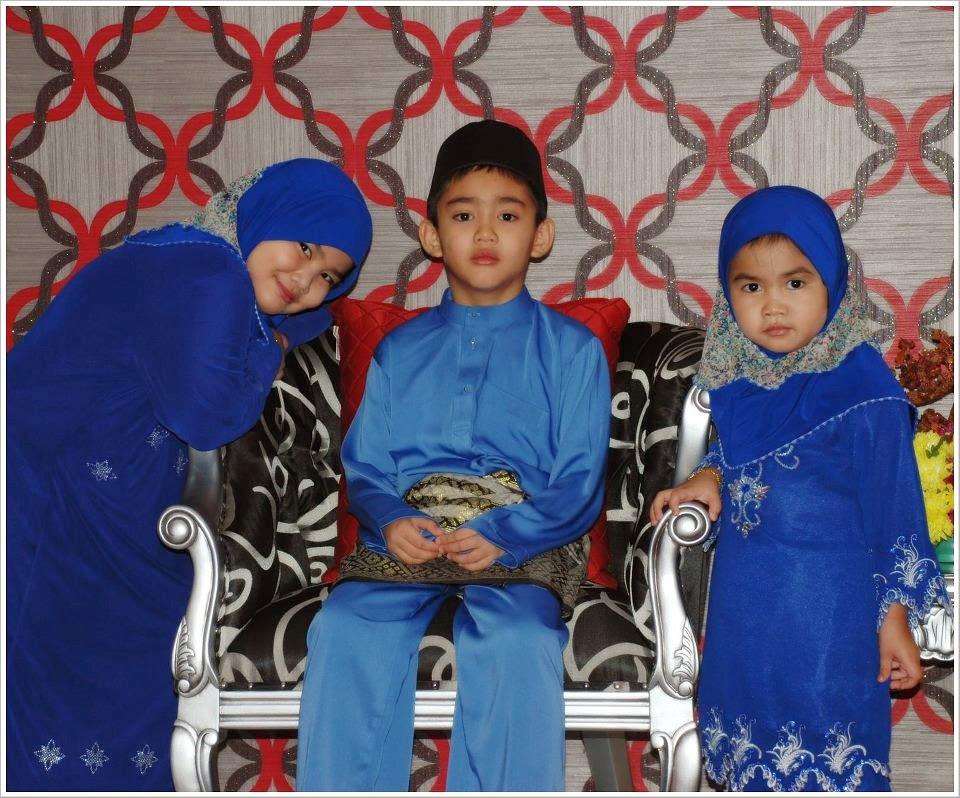 Aiman, Alya & Anis