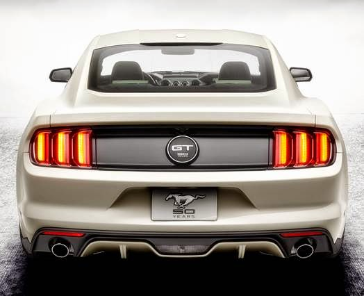 Ford Mustang 50th Limited Edition Review