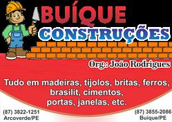 Buíque  Construção