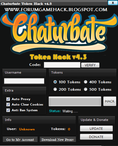 Chaturbate Token Chat Rooms