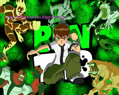 Download Ben 10 Games Collection