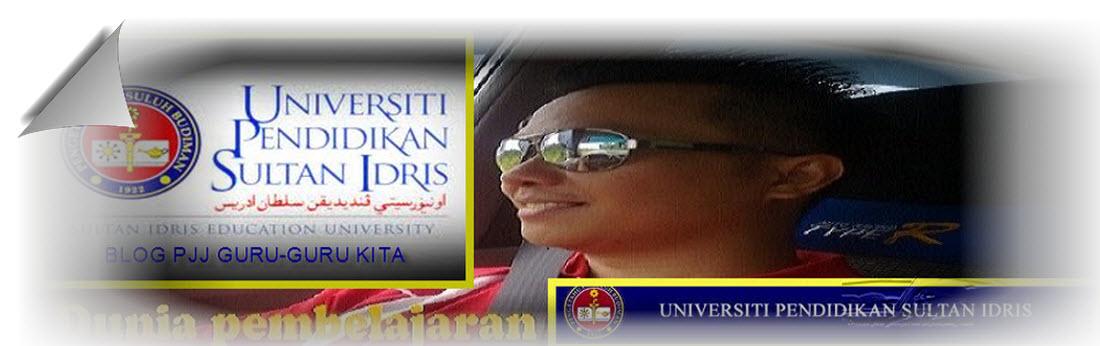 Blog PJJ UPSI