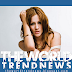 Caroline Flack the British television host 5th on the  Sexiest Women in the World
