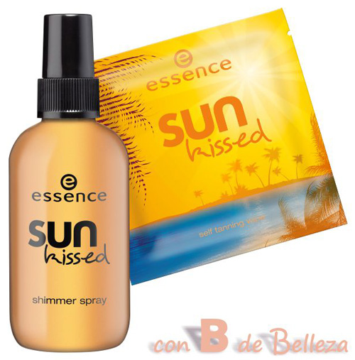 Sun kissed de Essence