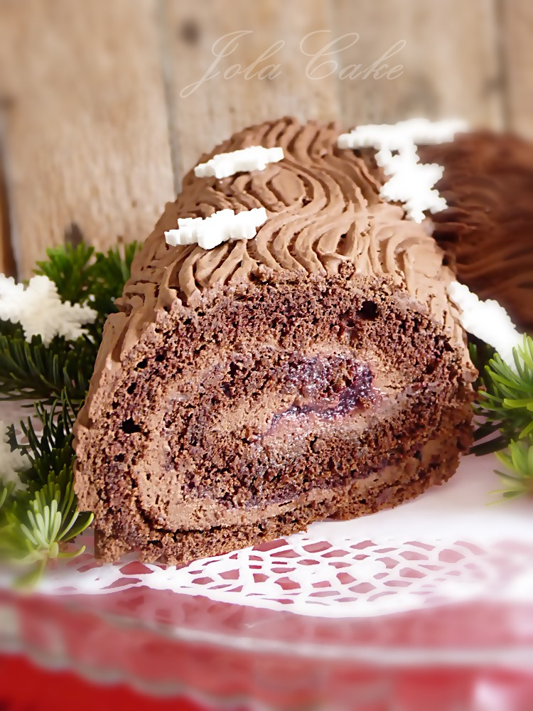 http://abcmojejkuchni.blogspot.com/2014/12/gaaz-wigilijna-ciasto-koda-buche-de-noel.html