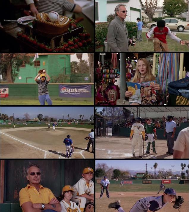 Bad News Bears 2005 Dual Audio Hindi 480p HDRip